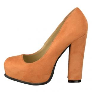 Туфлі жiночі Sugarfree Shoes 07259-02-orange