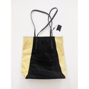 Жіночий одяг Аксесуар Сумка Manigance Paris 001234569 Black/Yellow