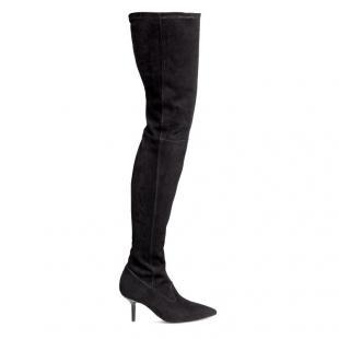 Взуття Чоботи HM 13796100 black