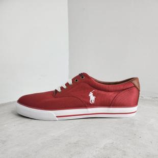 Взуття Спортивне взуття Ralph Lauren 0200001080 Vaughn-ne  Bordo