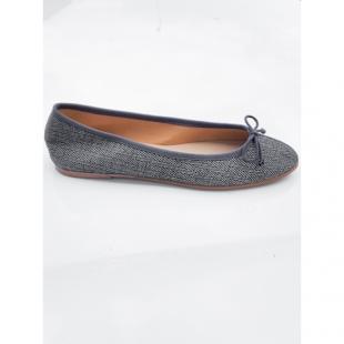 Взуття Балетки Flattered 254850 dark grey