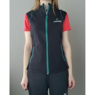 Жіночий одяг Жилет Endurance SMU153979 black