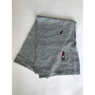 Жіночий одяг Аксесуар Шарф pieces pcviga long scarf grey