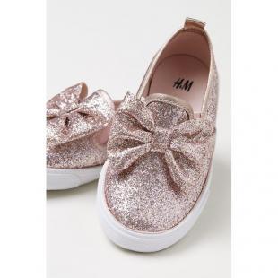 Взуття Дитяче взуття Cпортивне HM 8890600 gold