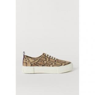 Взуття Спортивне взуття HM Eytys 4496300 snake