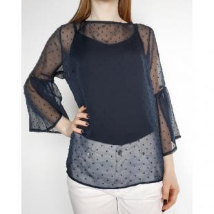 Жіночий одяг Блуза eksept 1074141 navy