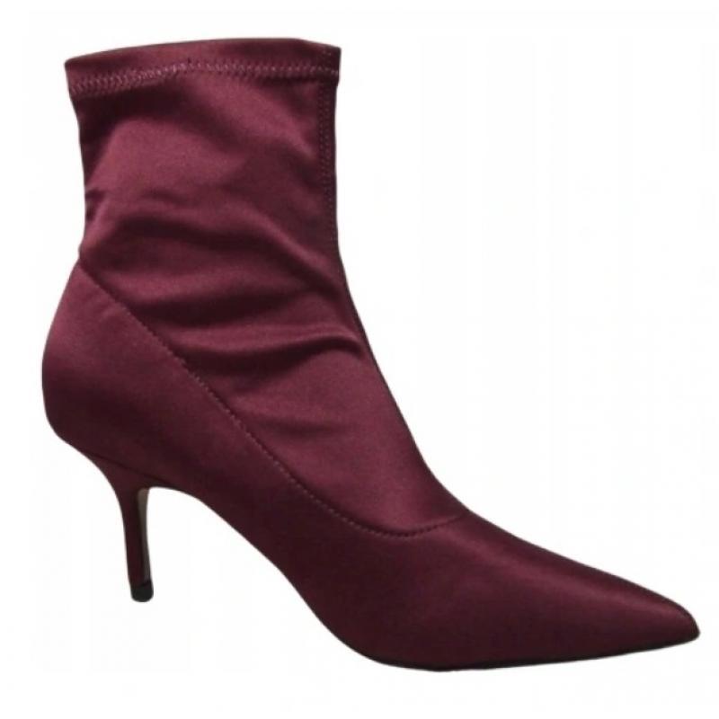 Взуття Ботинки жіночі XIT 7451280 red