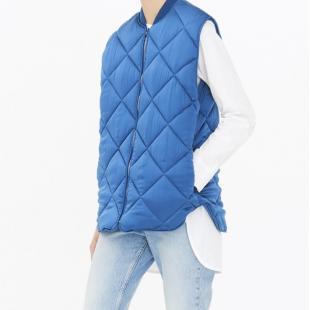 Жіночий одяг Жилет Sandro V6562H blue