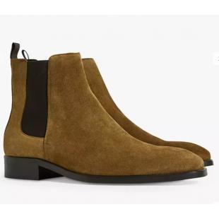 Взуття Ботинки чоловічі REISS DERMON CHELSEA BOOT SUEDE 0