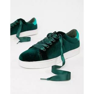 Взуття Спортивне взуття Petit Sofie Schnoor S183705 green