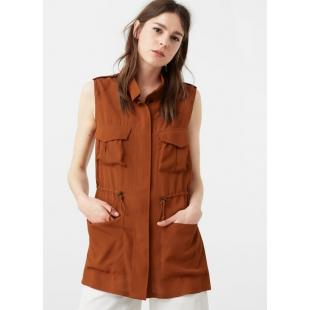 Жіночий одяг Жилет Mango 61078810