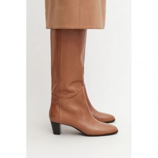 Взуття Чоботи COS 384202 brown