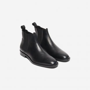 Взуття Ботинки чоловічі Sandro CH1163W black