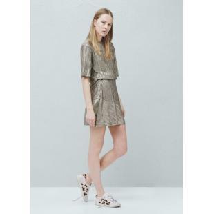 Жіночий одяг Спідниця Mango 63070397 gold