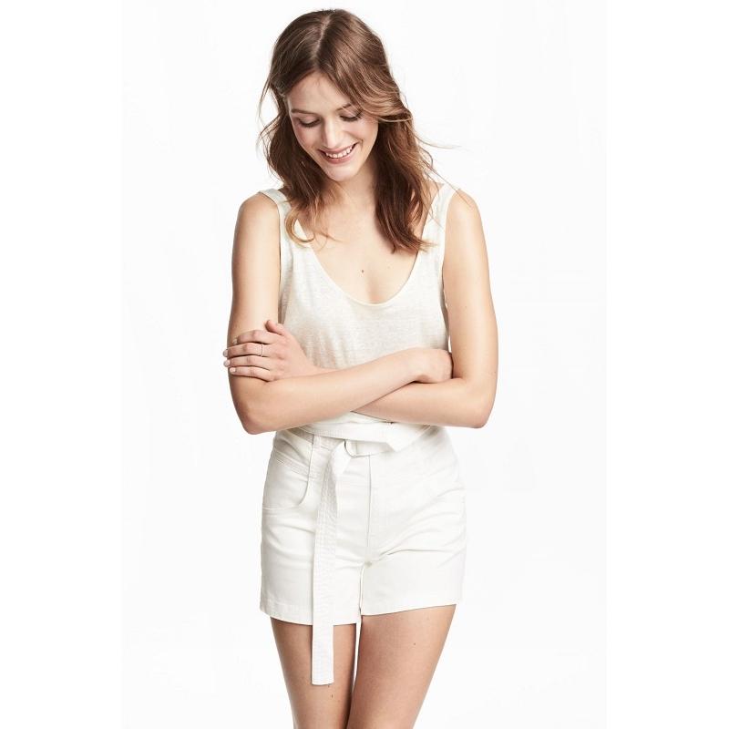 Жіночий одяг Шорти HM 513110 white