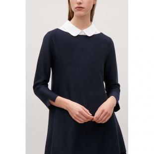 Жіночий одяг Кофта COS 489130 navy