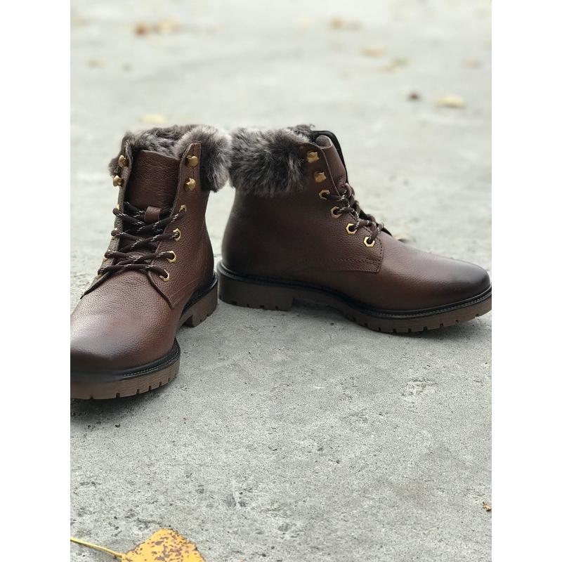 Взуття Ботинки жіночі esmara 305758 brown