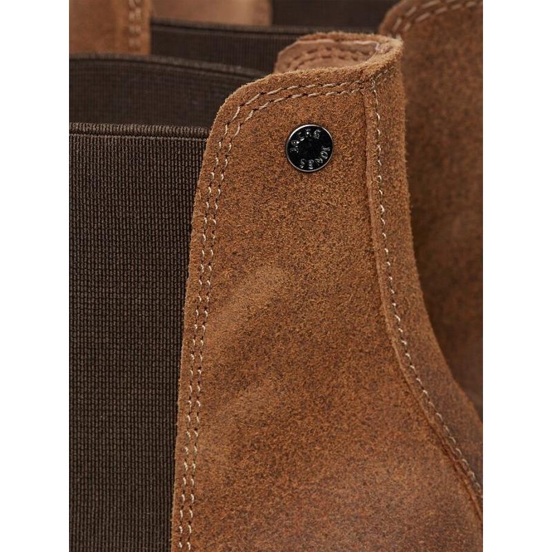 Взуття Ботинки чоловічі Jack Jones 12159604 Brown