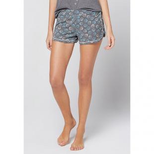 Жіночий одяг Піжама Шорти ETAM 6505002 grey