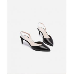 Взуття Босоніжки Flattered Emilia white/black