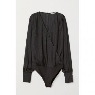 Жіночий одяг Боді HM 177102 black