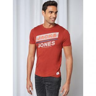 Футболка Jack Jones 12187539 red