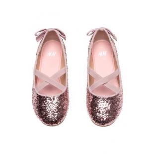 Взуття Дитяче взуття Балетки HM 2079600 pink