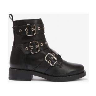 Взуття Ботинки жіночі Anna&Ella 206488 black