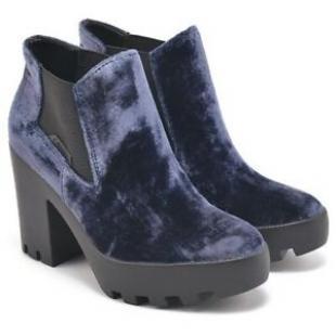 Взуття Ботинки жіночі CALVIN KLEIN JEANS SANDY VELVET
