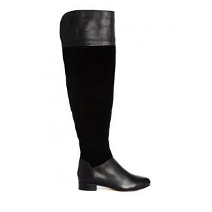 Взуття Чоботи GANNI Polina Texas Over the  knee