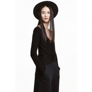 Жіночий одяг Кофта HM 6926730 black