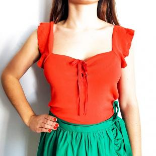 Жіночий одяг Блуза naf naf JHNU121AD