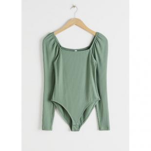 Жіночий одяг Боді OTHER STORIES 2322570 green