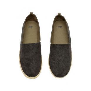 Взуття Тапки HM 215570 grey