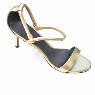 Взуття Босоніжки Sandro gold light heels