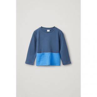 Дитячий одяг Кофта COS 2199270 blue