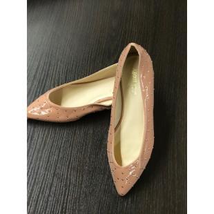 Взуття Балетки about you 602656 - D2264 beige