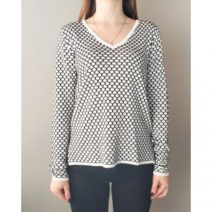 Жіночий одяг Кофта Fransa 20607880 Black mix