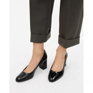 Взуття Туфлі жiночі Filippa K Joanne round pump black