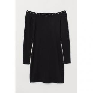 Жіночий одяг Сукня HM 386370 black