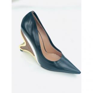 Взуття Туфлі жiночі MARNI 2585468 BLACK