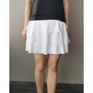 Жіночий одяг Спідниця Pure LIme 7123 Tiered White