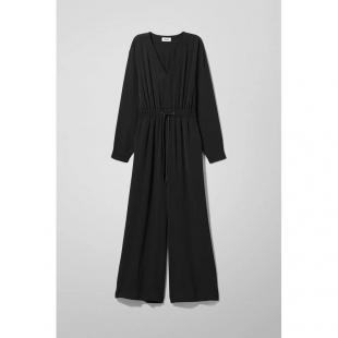 Жіночий одяг Комбінезон weekday 3668280 black