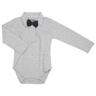 Дитячий одяг Боді Petit Sofie Schnoor P184343 grey
