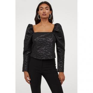 Жіночий одяг Блуза HM 2557680 black