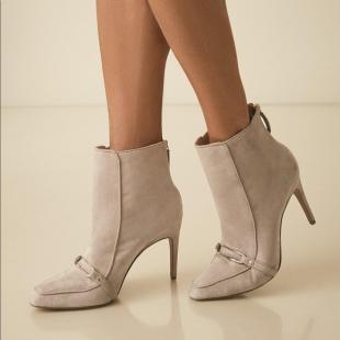 Взуття Ботинки жіночі REISS JETT HELLED HARDWARE DETAIL BO