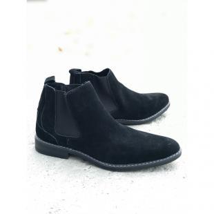 Взуття Ботинки чоловічі Livergy 301959 black