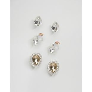 Жіночий одяг Аксесуар Сережки Johnny Loves Rosie Multipack earrings