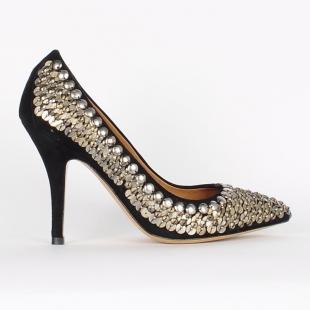 Взуття Туфлі жiночі Isabel Marant H&M 933560 black