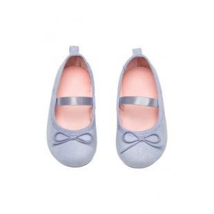 Взуття Дитяче взуття Балетки HM 3931200 blue